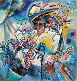 Moscow, 1914–21, Wassily Kandinsky